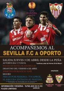 R.Salida 04-14 Cartel informativo viaje a Oporto UEFA
